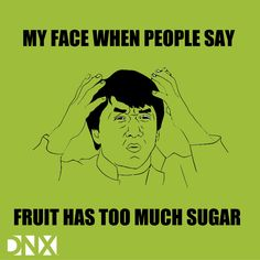 Obviously, consuming too much #sugar is bad for you, but #fruits are SO GOOD for you!! They're rich in essential vitamins and antioxidants, and all fruits have different sugar levels. Need to lower your sugar intake? Simply eat more low-sugar fruits like strawberries and less high sugar fruits like bananas #NutritionTip
