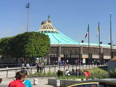 Basilica de Ntra. Sra. de Guadalupe, México City