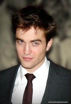 The one and the only Robert Pattinson