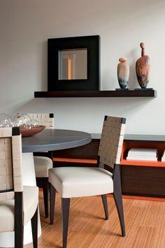 45 Province I - modern - dining room - boston - Duffy Design Group