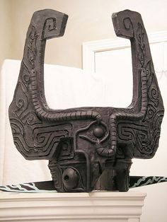 How to on making a Midna helmet.