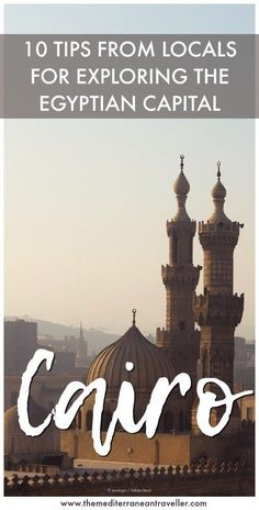 Want to know the best tips for exploring the Egyptian city of Cairo? Egypt Travel, Africa Travel, Luxor, Travel Guides, Travel Tips, Travel Plan, Egypt Culture, Safari, Africa Destinations
