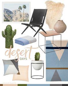 Desert Decorating | Adore magazine
