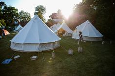 A DIY Sussex Festival Wedding ~ Freya & Chris - Love Sussex Weddings