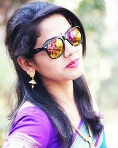Saree Photoshoot, Indian Beauty, Girl Pictures, Cat Eye Sunglasses, Actresses, Desi, Faces, Beautiful, Girls