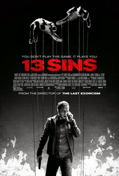 13 Sins (2014) | Upcoming Horror Movie