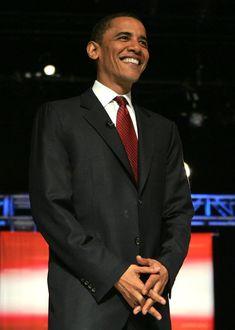Barack Obama Style Evolution