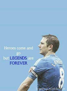 Legend Lampard... ♥