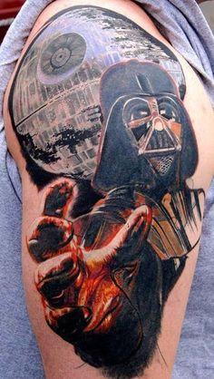 70 Tatuajes de Star Wars