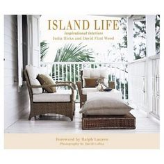 """For additional information on BCSD I recommend """"Island Life"""" by India Hicks and her partner, David Flint Wood. Ms. Hicks is the daughter of renowned designer David Hicks. This former bridesmaid of Lady Diana Spencer is also the maternal granddaughter of Lord Mountbatten, the last Viceroy of the British Indian Empire. She truly possesses British Colonial design savvy."""