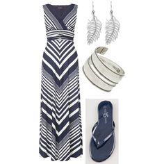 Awesome Spring/Summer Maxi dress