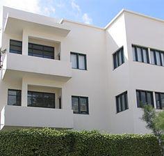 Bauhaus Museum in Tel Aviv