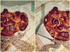 Pão Doce de Nutella * Nutella Bread