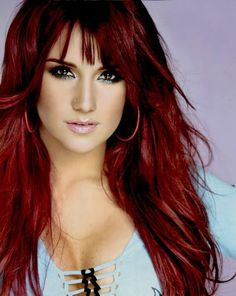 If I ever was brave enough to go red