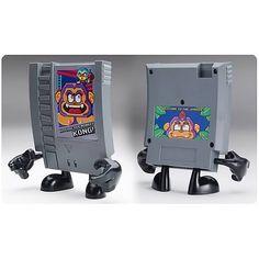 10-Doh! Hyperactive Monkey Kong Video Game Vinyl Figure