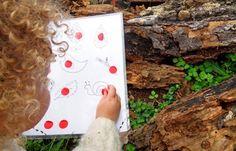 Summer scavenger hunt ideas for kids by @Helen Bird!