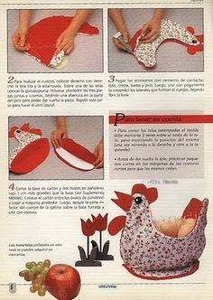 DIYTUTORIAL gallina