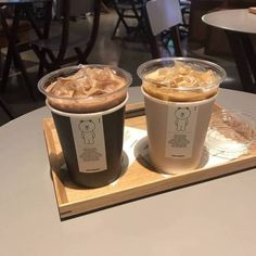Image in Food🍔 collection by f (=゜ω゜) on We Heart It Aesthetic Coffee, Aesthetic Food, Beige Aesthetic, Chocolate Covered Coffee Beans, Think Food, Cafe Food, But First Coffee, Milk Tea, Coffee Drinks