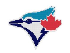toronto blue jays cross stitch - Google Search