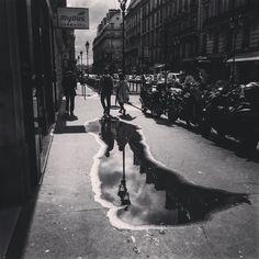 Paris e seus reflexo!