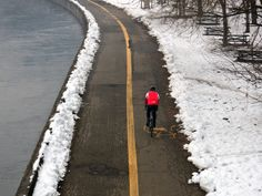 It's only January which means that a lot of us are counting the days until we can get out and ride again.  Last week, in sub-zero weather, I actually saw some people out riding and if you decide to go there are some precautions you need to take.