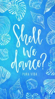 The Pura Vida Bracelets Blog - Coral + Shells Digi Downloads