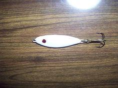 JIG HEAD FISHING LURE 6 oz POWDER PAINT  Black