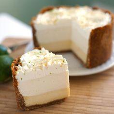Let's Have Dessert : Key Lime Pie