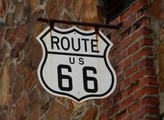 Route 66 - We traveled Route 66 a couple year's ago.  Heading for Vegas.