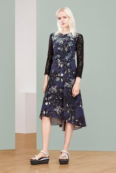 Rebecca Taylor | Resort 2015 Collection | Style.com