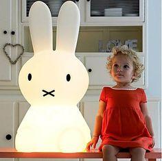 lampara_miffy_conejo for kids | para niños