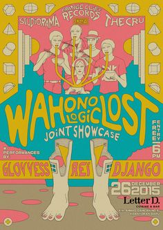 wahonologic Graphic Design Posters, Graphic Design Inspiration, Exhibition Poster, Sketch Design, Cool Posters, Illustrations And Posters, Graffiti, Design Reference, Art Inspo