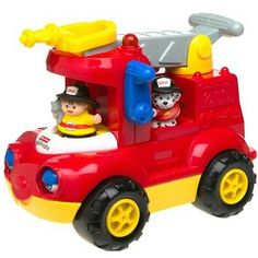 Fisher Price Little People Dumpety the Dump Truck