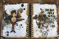 Art Journal- Traveller