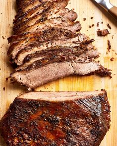 French Delicacies Essentials - Some Uncomplicated Strategies For Newbies How To Make Texas-Style Brisket In The Oven Cooking Lessons From The Kitchn Beef Brisket Recipes, Bbq Beef, Beef Meals, Smoker Recipes, Steak Recipes, Grilling Recipes, Chicken Recipes, Oven Cooking, Smoking Meat