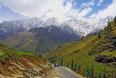 World's astonishing beauty of attraction..!!! Manali, India.