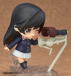 Nendoroid Hana Isuzu