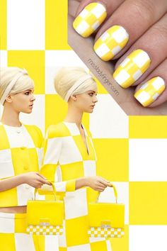 MANICURE MUSE: Louis Vuitton Spring '13 Campaign