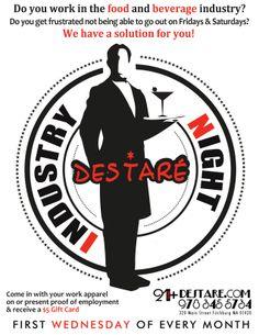 Industry Night for Destare