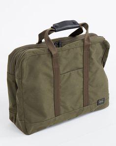 Monocle Porter Shorthauler Bag | Roden Gray