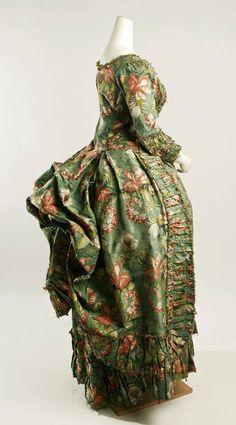 Robe à la Polonaise, 1774-1793