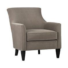 Crate & Barrel -- Clara Chair