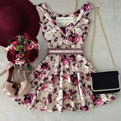 Estampa floral ♡