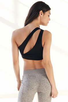 Without Walls One Shoulder Bra - Urban Outfitters