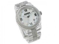 Relógio Feminino Magnum MT68086Q - Analógico Resistente à Água Calendário - Temos outros modelos e marcas. Escolha, adicione ao carrinho e compre comigo.