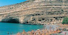 ... Matala Heraklion; Matala Crete; Hersonissos