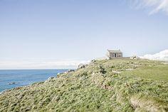 Road Trip en Cornouailles - La chapelle Saint Nicolas Saint Ives
