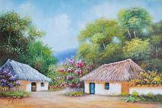 Resultado de imagen para dibujos de paisajes tipicos