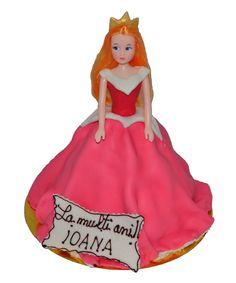Princess cake by Tuffli www.tuffli.ro