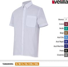 URID Merchandise -   CAMISA MANGA CURTA COM BOLSO   12.59 http://uridmerchandise.com/loja/camisa-manga-curta-com-bolso-2/ Visite produto em http://uridmerchandise.com/loja/camisa-manga-curta-com-bolso-2/